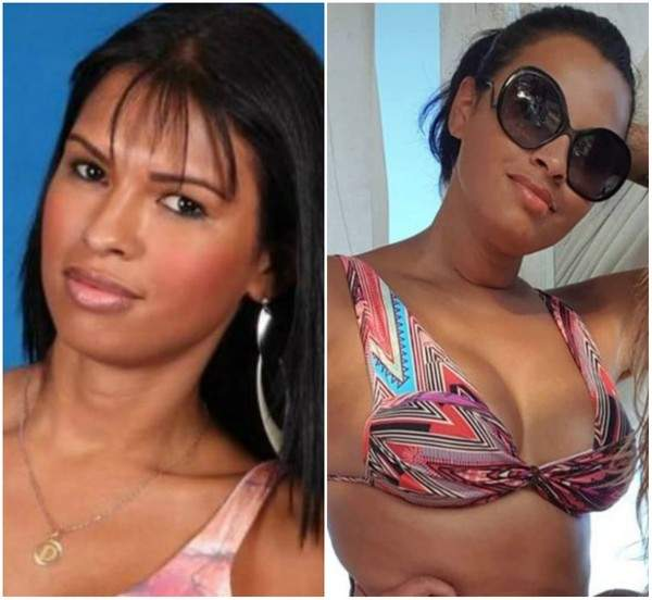 Ariadna foi a primeira eliminada do 'BBB11' — Foto: Globo/Reprodução Instagram