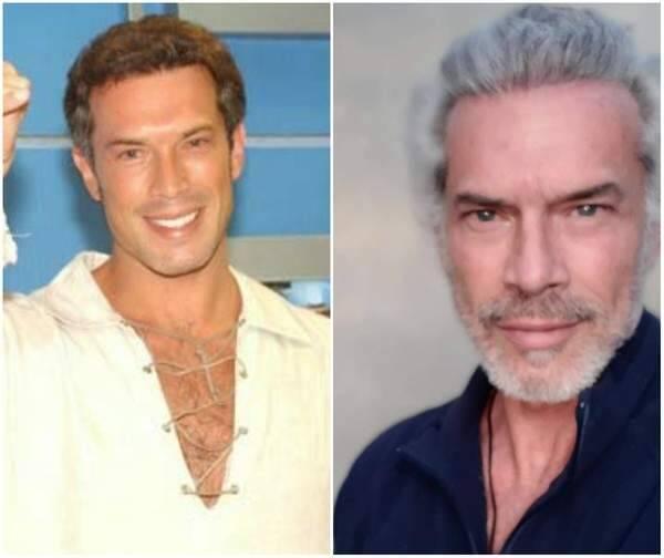 Paulo foi o primeiro eliminado do 'BBB3', que teve uma eliminação dupla na primeira semana — Foto: Globo/ Reprodução/Instagram