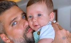 Bruno Gagliasso desabafa que de 2020 deseja relembrar apenas do nascimento de Zyan