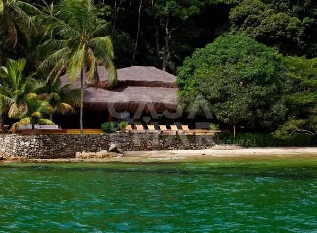 Princess Island - Ilha do Capítulo, Angra dos Reis (Foto: Divulgação)