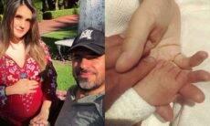 """Nasce primeira filha de Dulce Maria e ex-RBD fala sobre ser mãe: """"maior milagre da vida"""""""