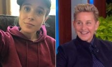 """Ellen Degeneres apoia Elliot Page após revelar ser trans: """"você me inspira com sua força"""""""