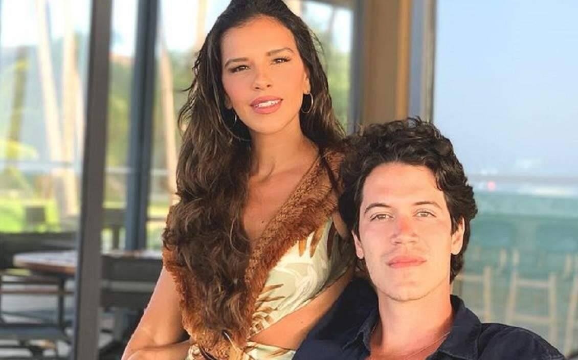 Separação! Mariana Rios e Lucas Kalil terminam noivado de dois anos