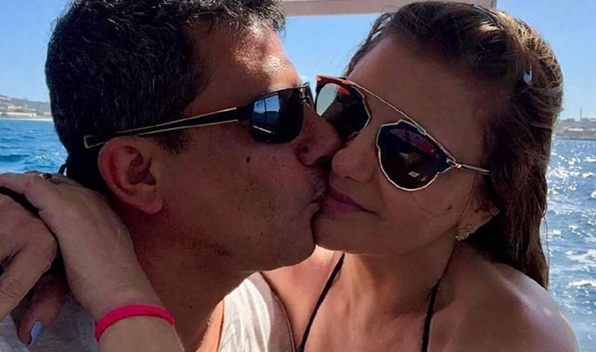 Ex-mulher de Tom Veiga revela que o casal pretendia reatar o relacionamento
