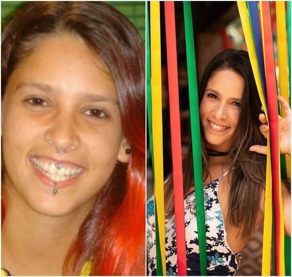 Juliana foi a primeira eliminada do 'BBB5' — Foto: Globo/Reprodução Instagram