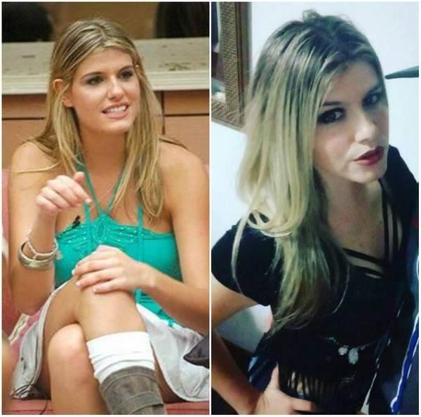 Juliana foi a primeira eliminada do 'BBB6' — Foto: Globo/Reprodução Instagram