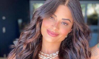 """Aline Riscado relata que foi alvo de ofensas durante viagem: """"desrespeitoso e machista"""""""