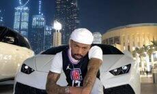 """Nego do Borel aproveita viagem à Dubai para refletir: """"vida é feita de sonhos"""""""