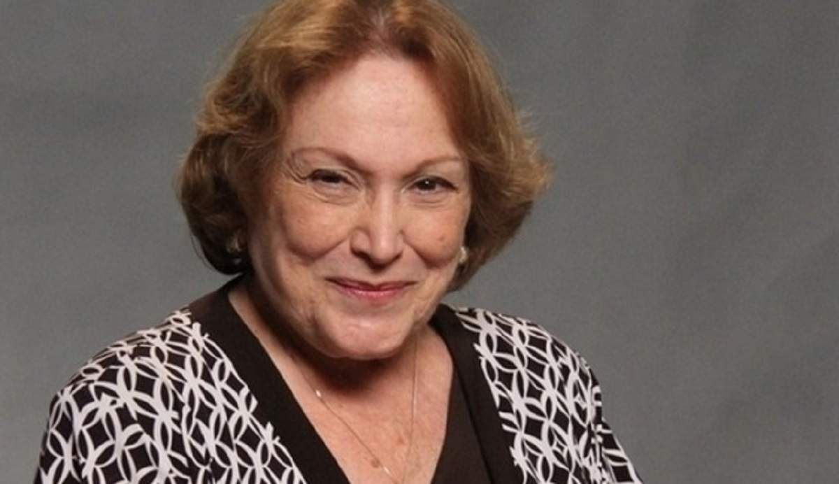 Intubada com Covid-19, quadro de saúde de Nicette Bruno é considerado grave