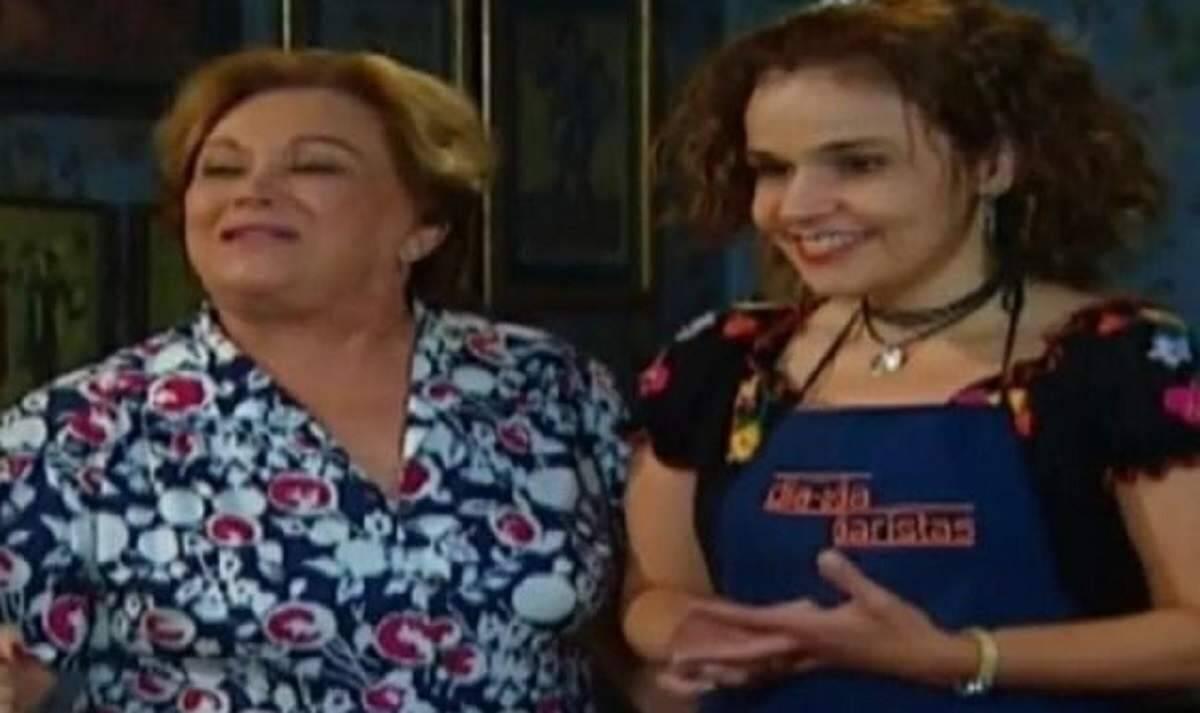 """Claudia Rodrigues lamenta indignada a morte de Nicette Bruno: """"vírus maldito"""""""