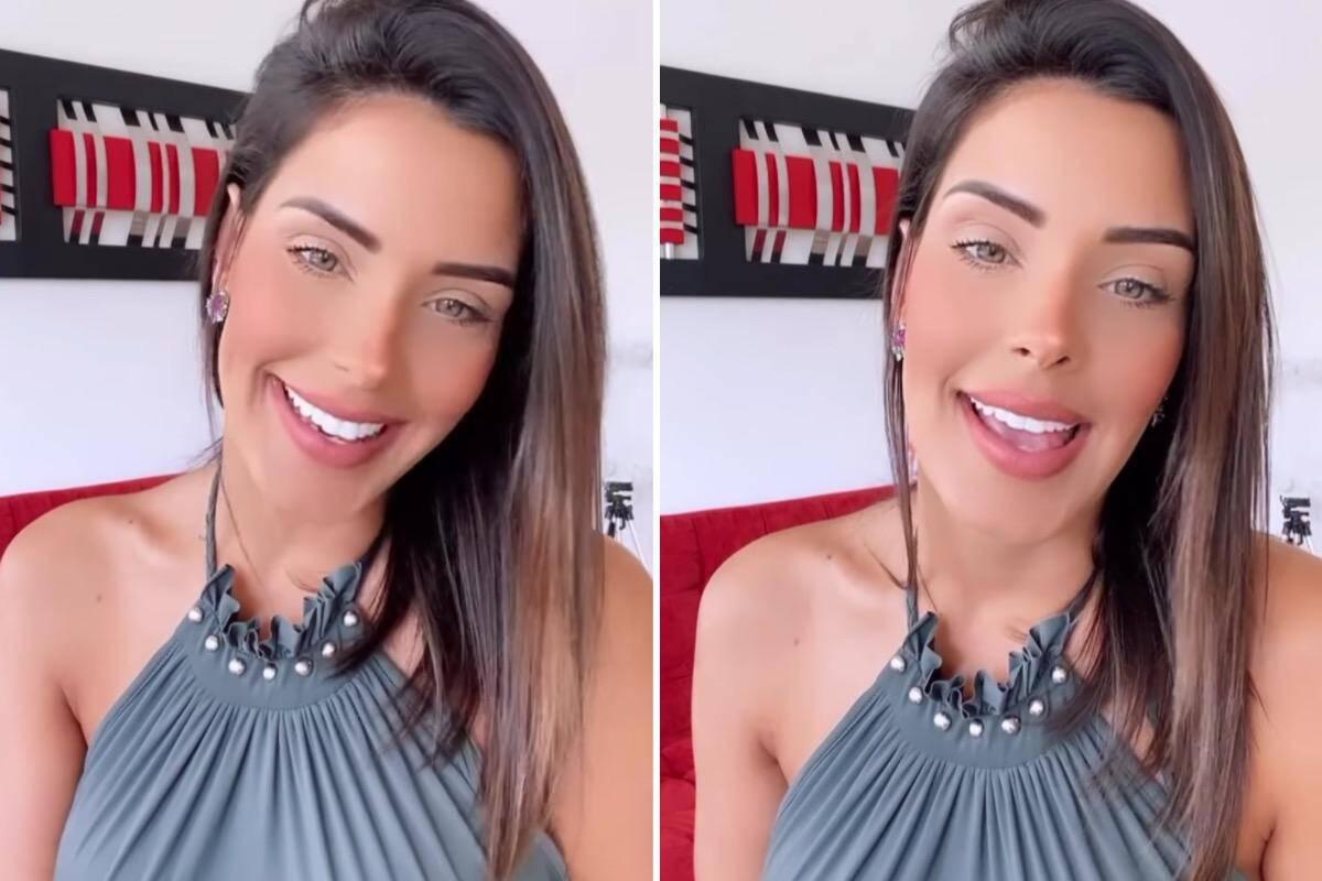 Ivy Moraes volta ao Instagram após anúncio de fim do noivado