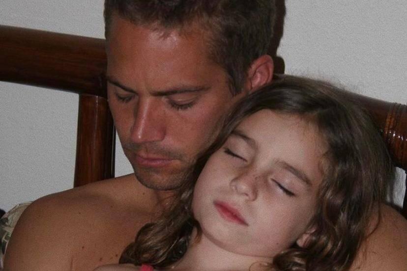 Filha de Paul Walker faz post emocionado sobre os 7 anos da morte do ator