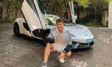 Ex de Virginia Fonseca, Rezende, compra um McLaren avaliado em 2,4 milhões