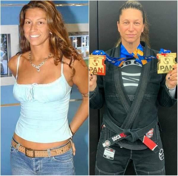 Samantha foi a primeira eliminada do 'BBB3', que teve uma eliminação dupla na primeira semana — Foto: Globo/Reprodução Instagram