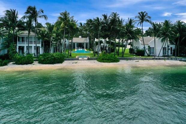 Sylvester Stallone compra mansão avaliada em mais de R$ 180 milhões de frente ao mar. (Foto: Realtor.com)