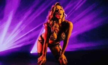 Luana Piovani estreia na TV portuguesa no papel de um prostituta brasileira em Portugal. Foto: Reprodução Instagram