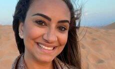 Yohanna Oliveira revela detalhes de sua última viagem para Dubai. Foto: Divulgação