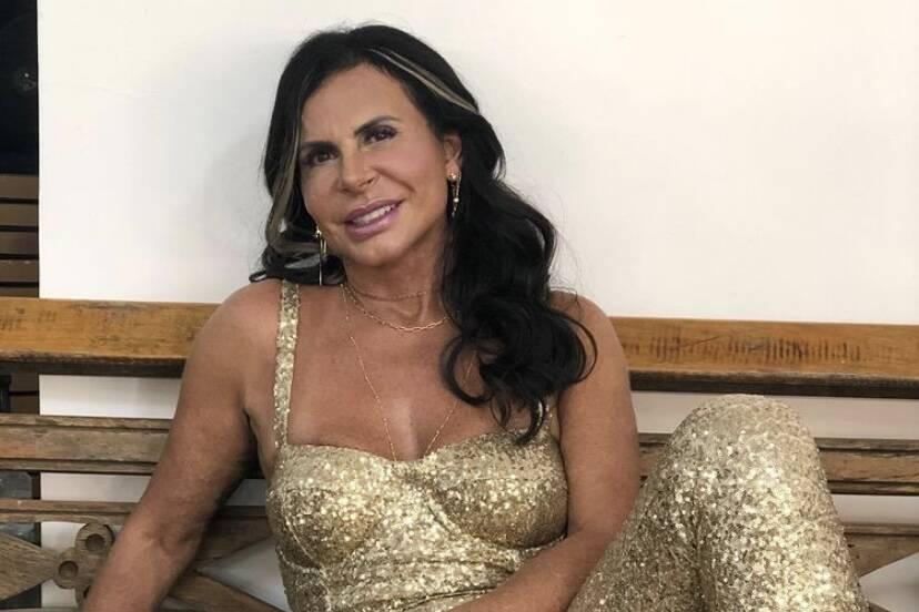 "Gretchen fala sobre orgasmos depois dos 60: ""É incrível, maravilhoso"""
