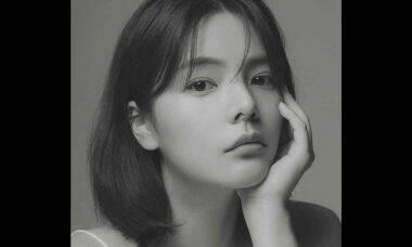 Atriz e modelo sul-coreana Song Yoo-jung morre aos 26 anos. Foto: Reprodução Instagram