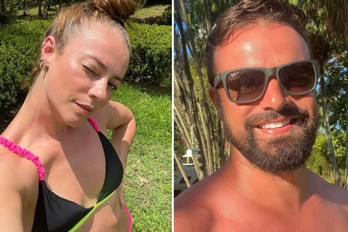 Paolla Oliveira e Douglas Maluf continuam namorando, segundo site