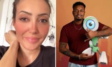 """Irmã de Fiuk é cancelada por falar de """"racismo reverso"""" no BBB21"""