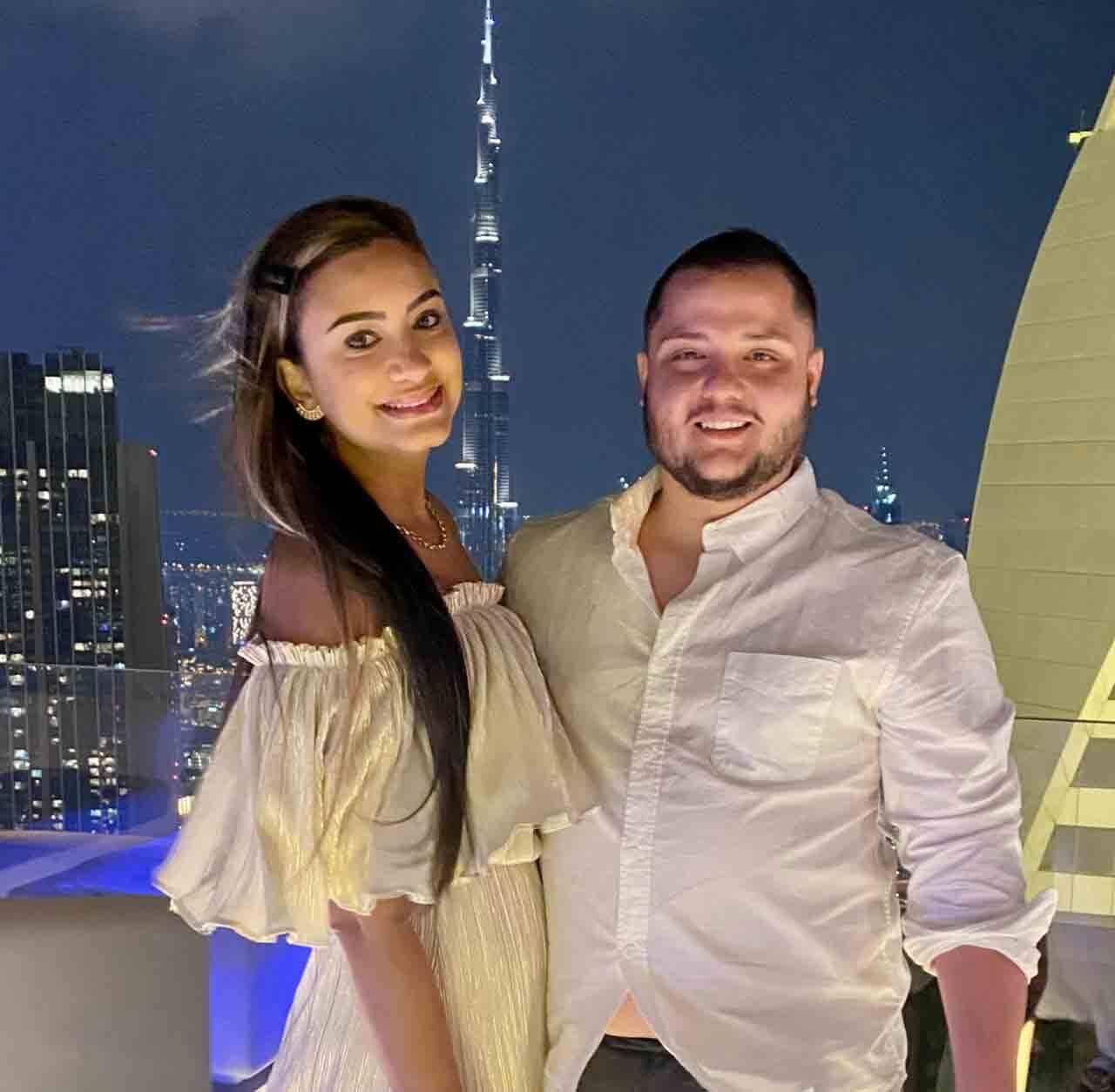 Diversão e trabalho! Yohanna Oliveira conta detalhes de sua última viagem pra Dubai. Foto: Divulgação