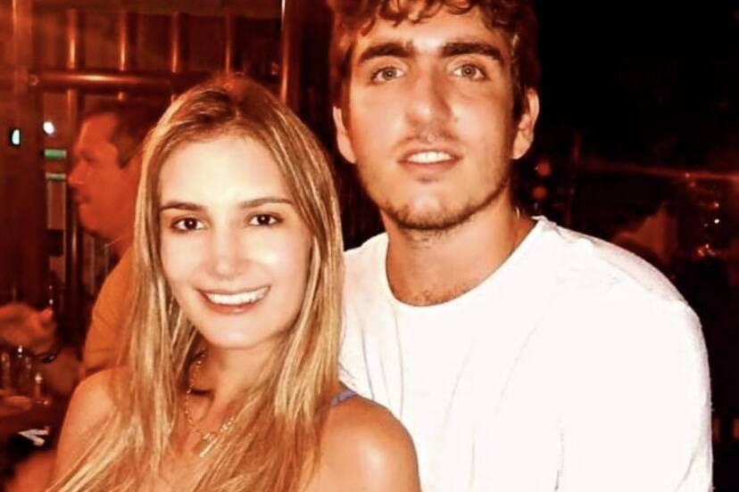 João Mader, filho de Malu Mader, publica clique raro ao lado da namorada