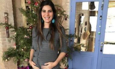 Andréia Sadi revela que não quer ter mais filhos depois dos gêmeos