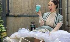 Mariana Ximenes faz post divertido em bastidores de nova novela