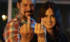 """Mari Palma e Phelipe Siani anunciam que estão noivos: """"A gente vai casar"""""""