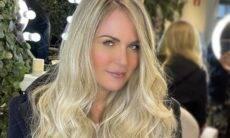 Susana Werner impressiona a web com mudança de visual