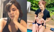 """Titi Müller desabafa sobre ser mãe: """"todas as mulheres que habitam em mim estão exaustas"""""""