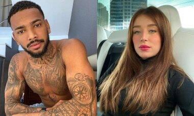 """Nego do Borel nega mensagens com mulher que teria sido enviado à Duda: """"me deixando em depressão"""""""