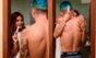 Grávida? Tays Reis faz mistério e posta foto com teste de gravidez ao lado de Biel