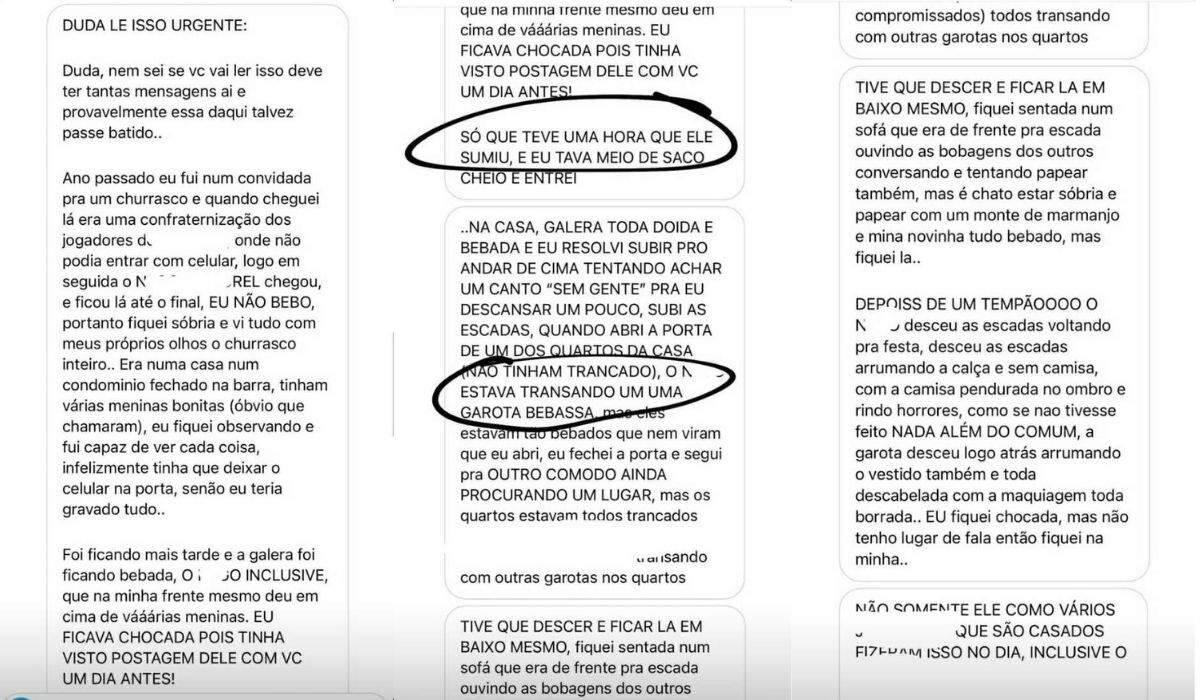 Após relatar traições, Duda Reis surge aos prantos e afirma ter tido relação abusiva com Nego do Borel. (Foto: Reprodução/Instagram)