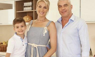 """Com câncer, Alexandre Correa, marido de Ana Hickmann, fala do filho: """"Me traz ainda mais razões para viver"""""""