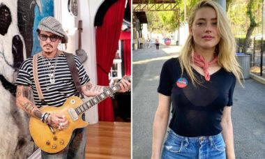 Johnny Depp pode pagar R$ 540 milhões para Amber Heard após perder processo
