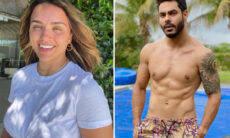 """Rafa Kalimann comenta sobre Rodolffo no BBB21: """"Muito feliz em ver meu ex-marido lá dentro"""""""