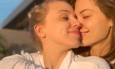 Marcella Rica e Vitória Strada vão se casar. Foto: Reprodução Instagram