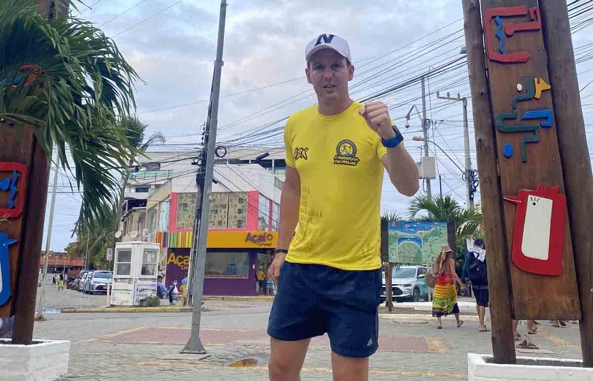 Conheça Darlan Souza: especialista em Fisiologia do Exercício e eleito entre os 10 melhores Personal Trainers do Brasil. Foto: Divulgação