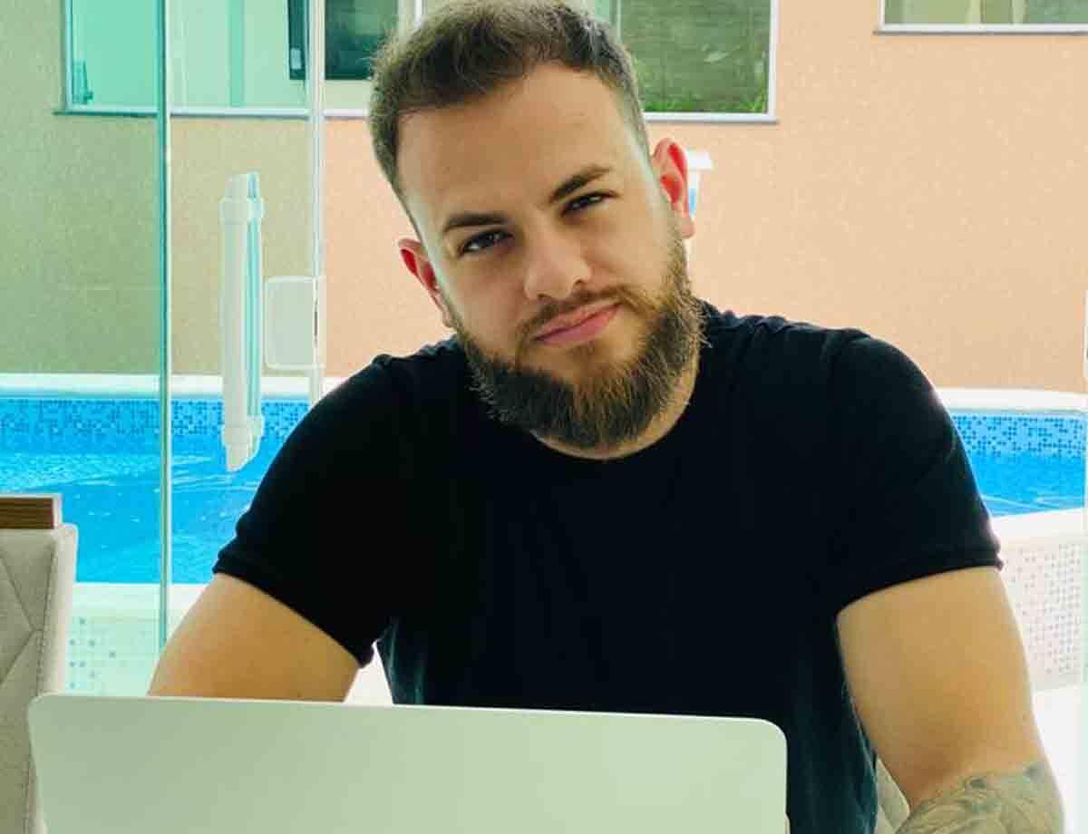 De ex-empregado ao sucesso: Como a Internet transformou a vida de empresário Gian Garcia. Foto: Divulgação