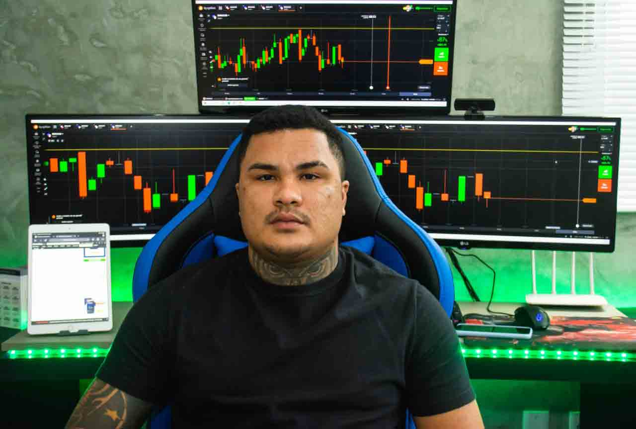 Emanuel Santos, o Cangaceiro, ensina as técnicas para fazer sucesso na web. Foto: Divulgação