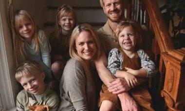 Grávida do 5° filho, influenciadora digital de 36 anos tem morte súbita. Foto: Instagram