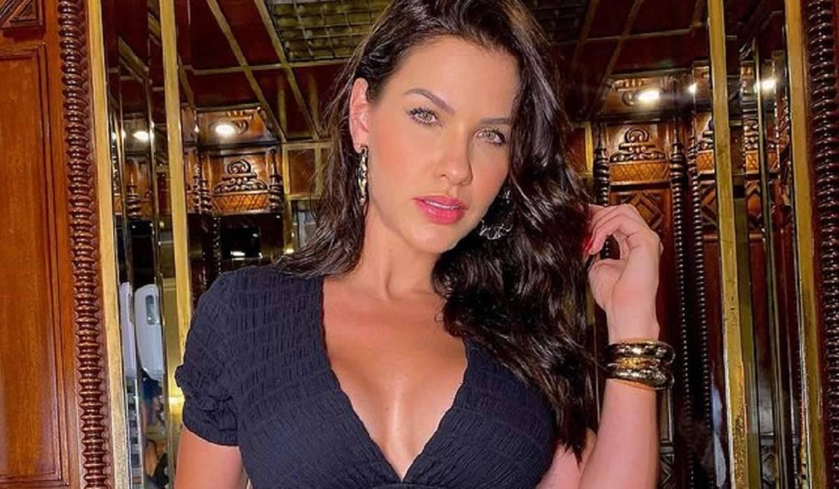 """Após ser vista com Gusttavo Lima, Andressa Suita comenta texto sobre reconciliação: """"amor é pra sempre"""""""