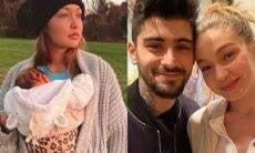 Gigi Hadid revela o nome da filha com Zayn Malik após quatro meses de vida da pequena