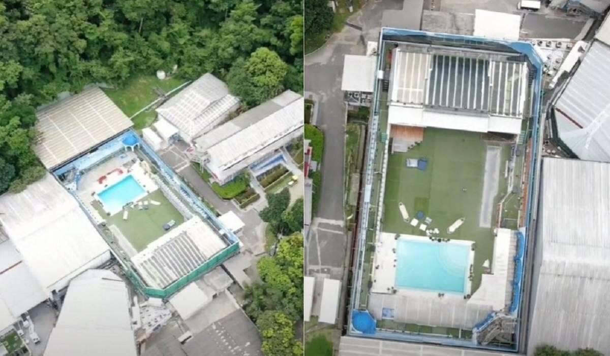 YouTuber consegue registrar imagens da nova casa do Big Brother Brasil 21