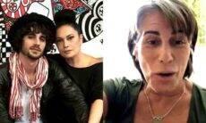 """Após Gloria Pires, mãe do Fiuk grava cantando paródia da música """"Sou Eu"""""""