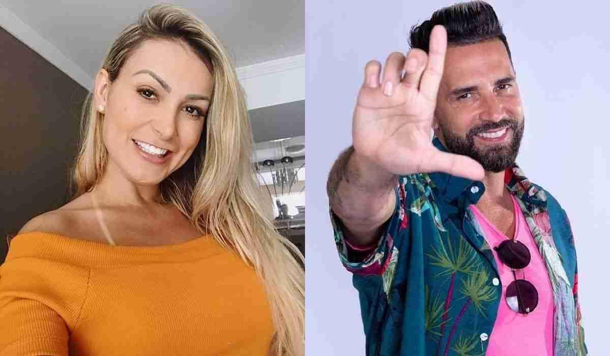 Andressa Urach posta vídeo dançando e relembra início da carreira: 'fui dançarina do Latino'