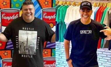 """Filho da Vanusa, Rafael Vanucci faz bariátrica após chegar a pesar 151kg: """"tinha vício em comida"""""""