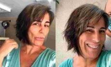 """Gloria Pires exibe novo visual com cabelo curto: """"minha nova versão"""""""